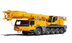 Автокран 95 тонн - Liebherr LTM-1095